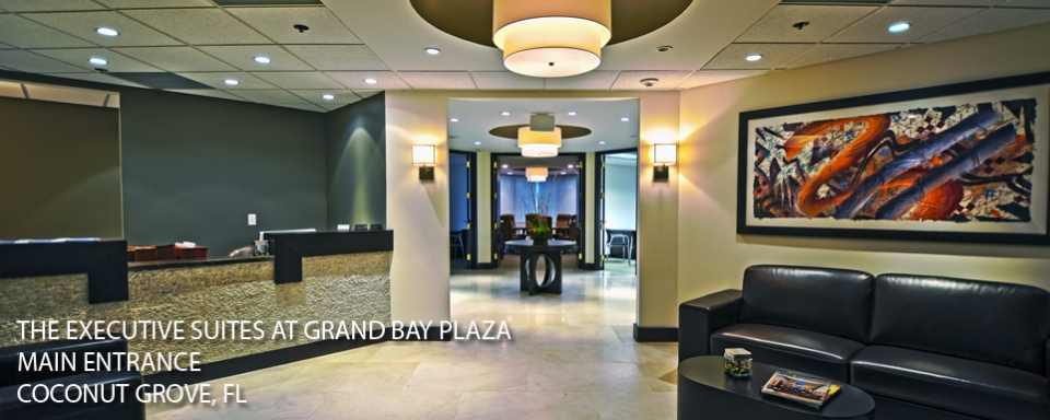 The Executive Suites at Grand Bay Plaza